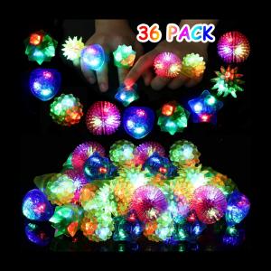 36 pack glowing rings