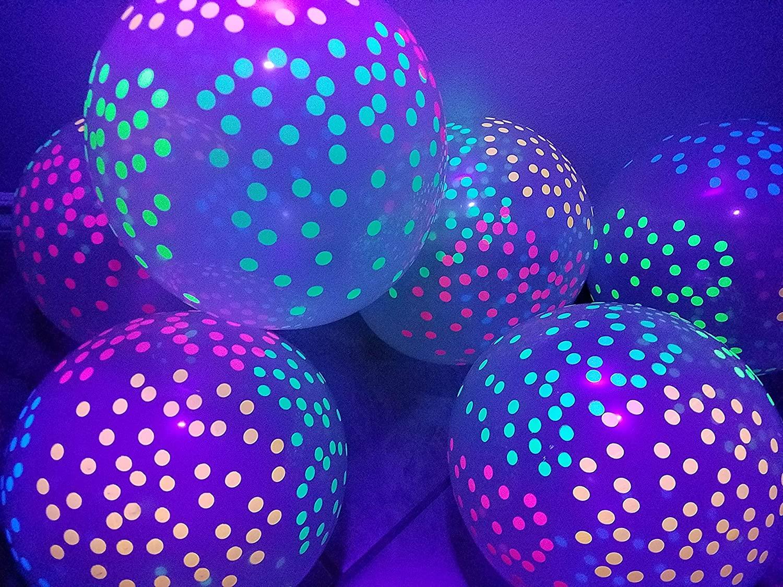 3Cats Blacklight Balloons 1