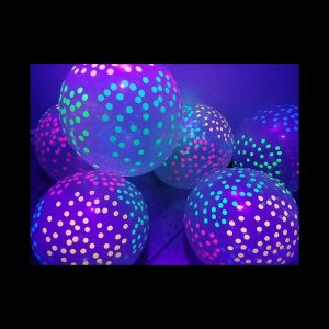 3Cats Blacklight Balloons review