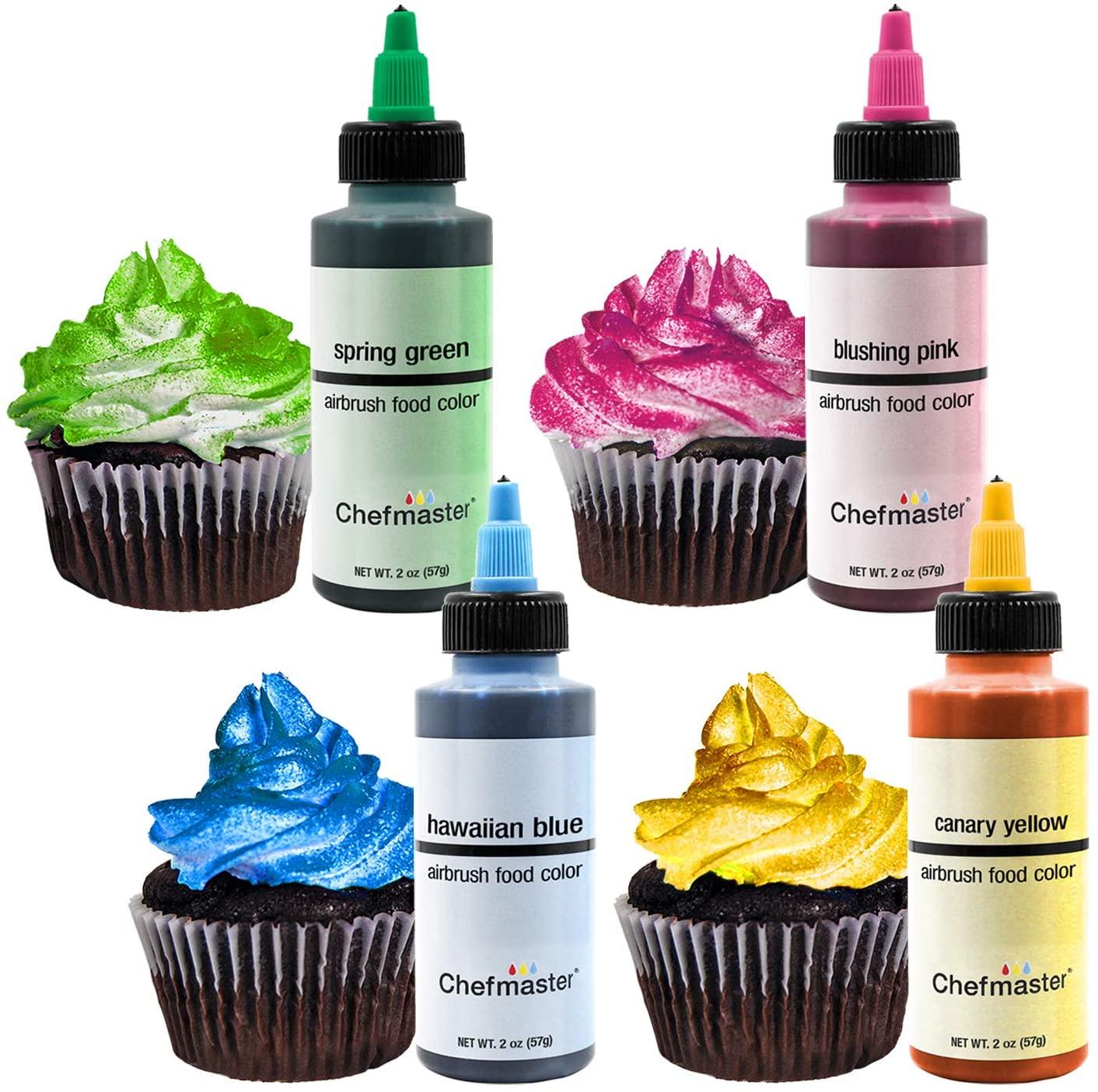 Chefmaster Air Brush Food Coloring 2