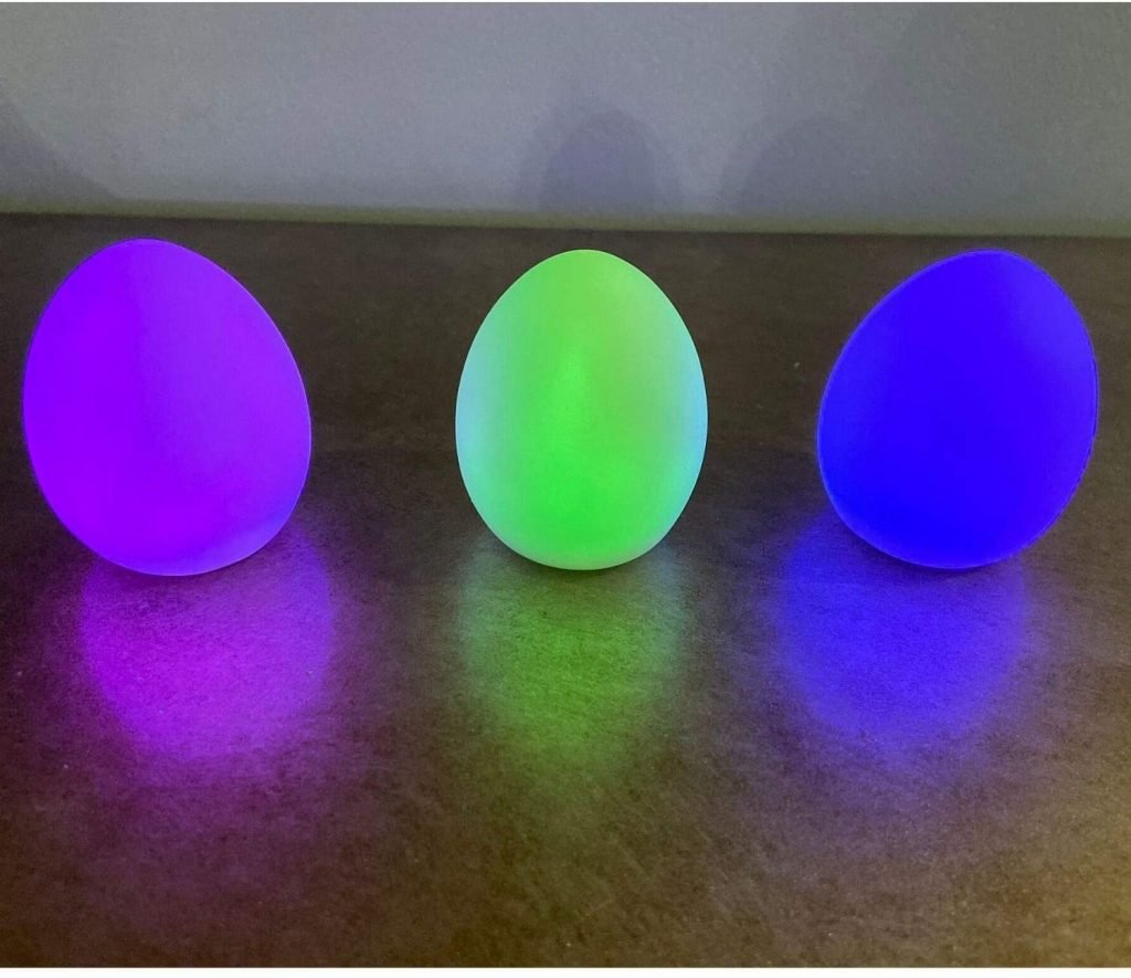 Color changing easter eggs 3 party supplies