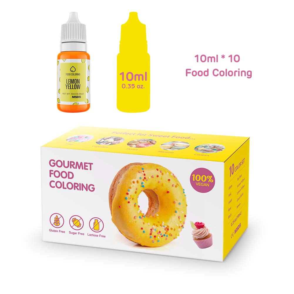 DaCool Food Coloring 5