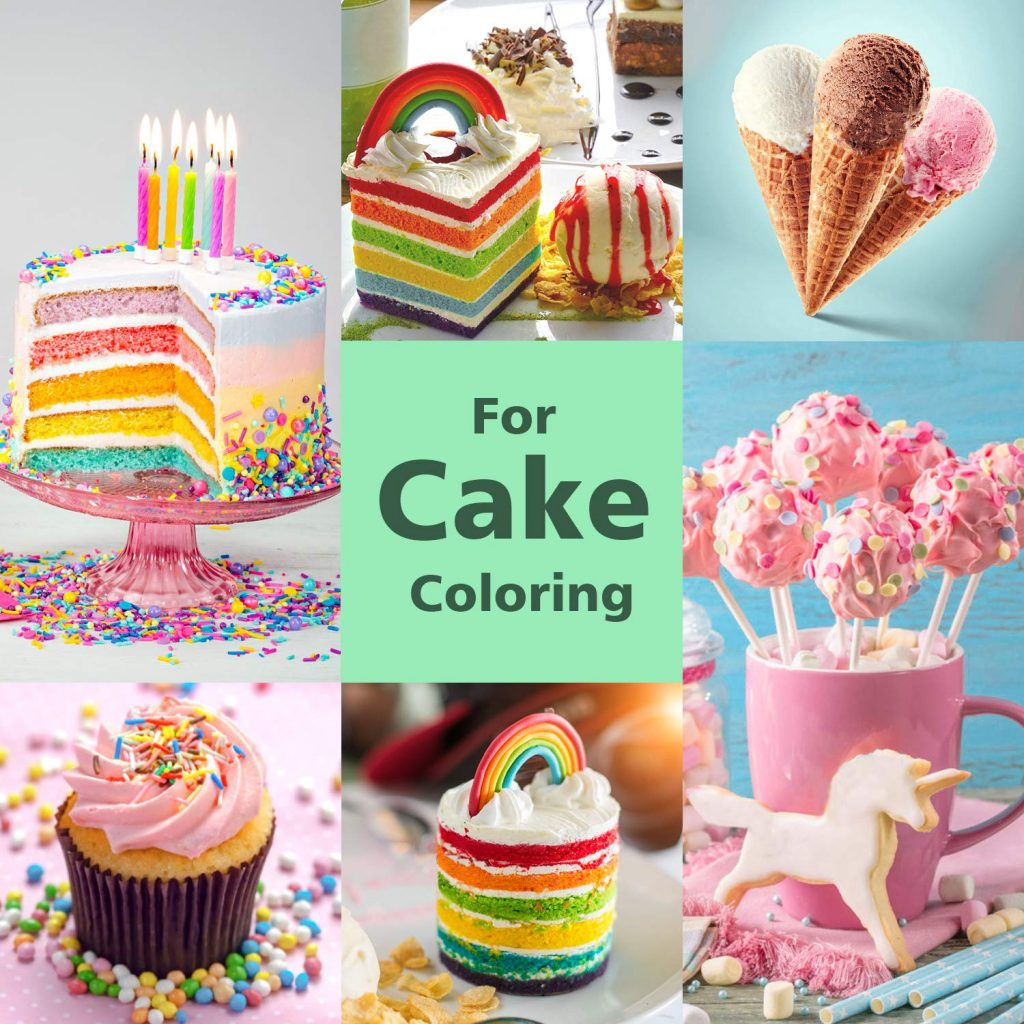 DaCool Food Coloring 6