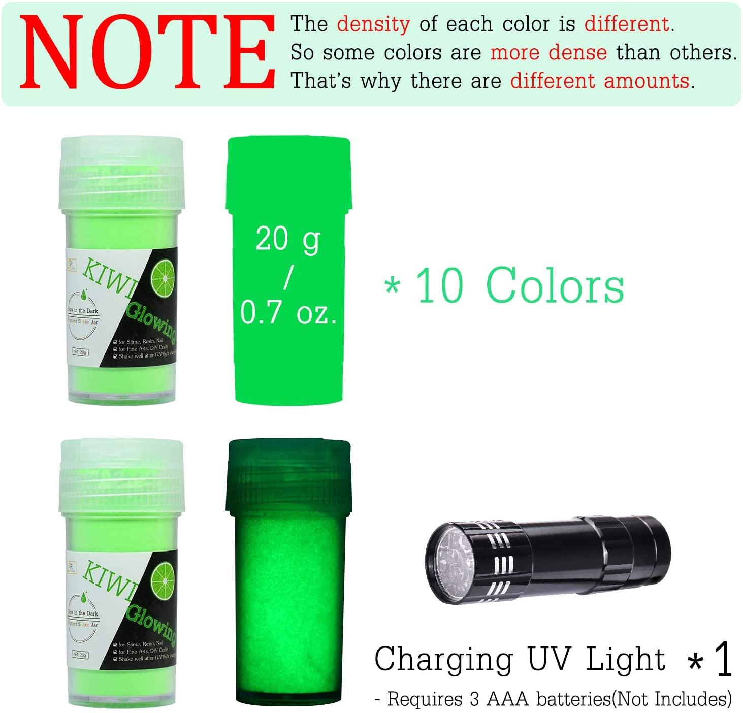 DecorRom pigment powder 6