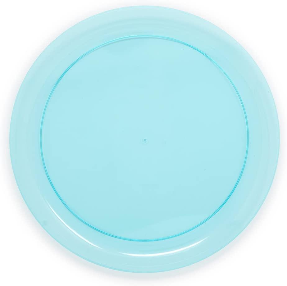 EDI hard plastic plates 2