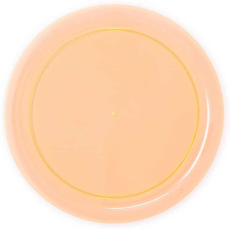 EDI hard plastic plates 5