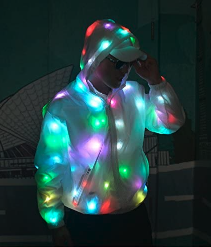 Generic LED flash jacket 4