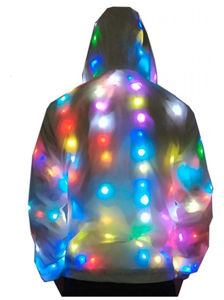 Generic LED flash jacket review