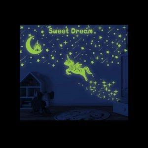 Glow in the Dark Fairytale night sky review