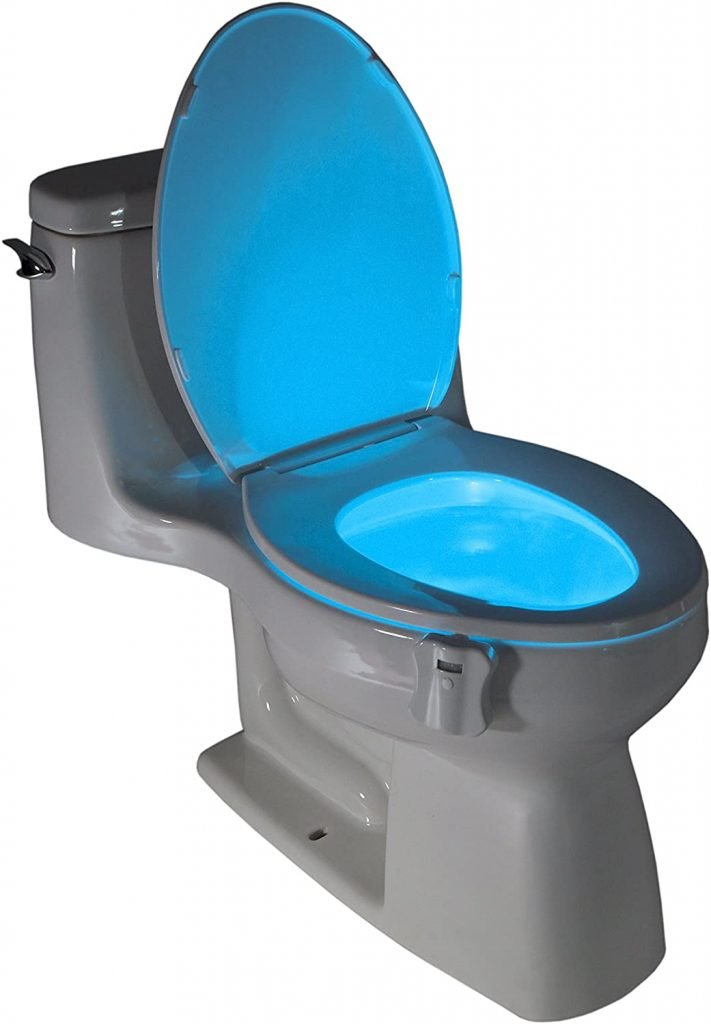 GlowBowl Toilet Seat Light review