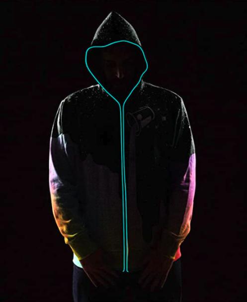 Honeystore Light Up Jacket 5