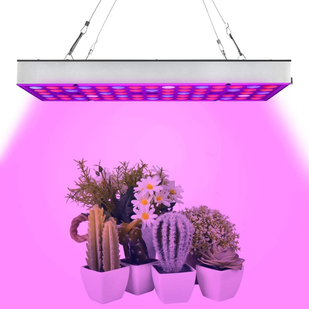 LED Grow Light with uv light