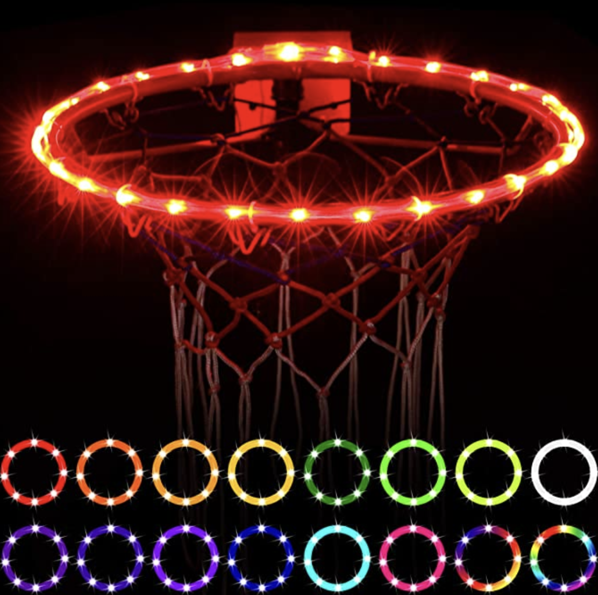 LED hoop lights kit 1
