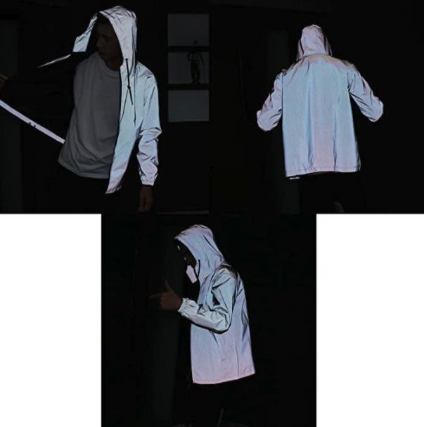 LZLRun Reflective jacket 2