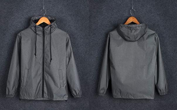 LZLRun Reflective jacket 3