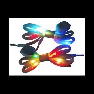 Lihai multicolor led shoe laces review