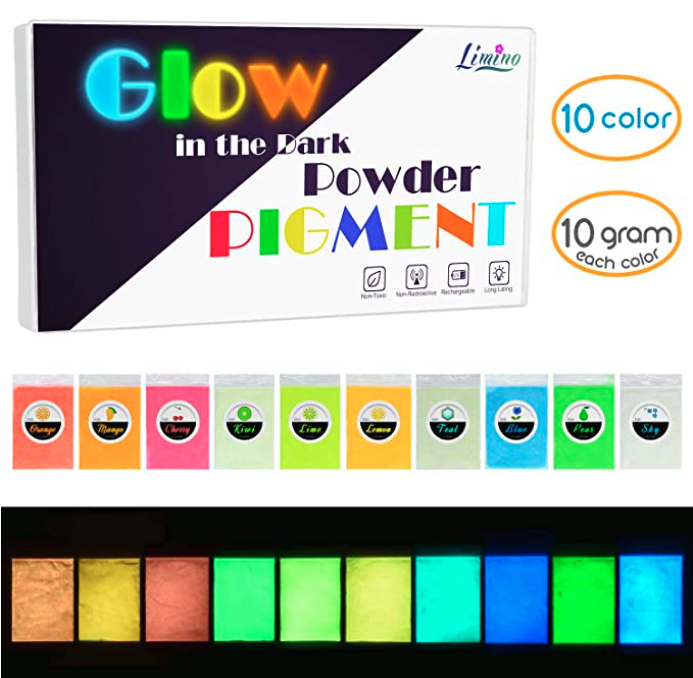 Limino pigment powder review