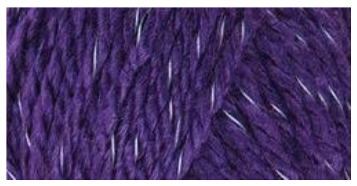 Red Heart reflective yarn review