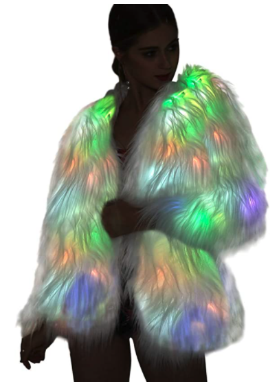 SZTOPFOCUS Rainbow Jacket 1