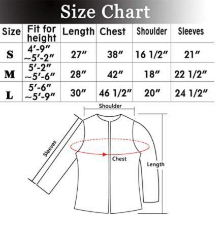 SZTOPFOCUS Rainbow Jacket 4
