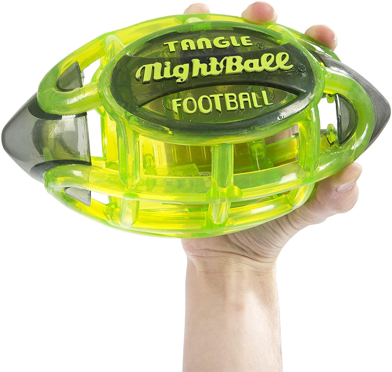Tangle Nightball glowing football 3