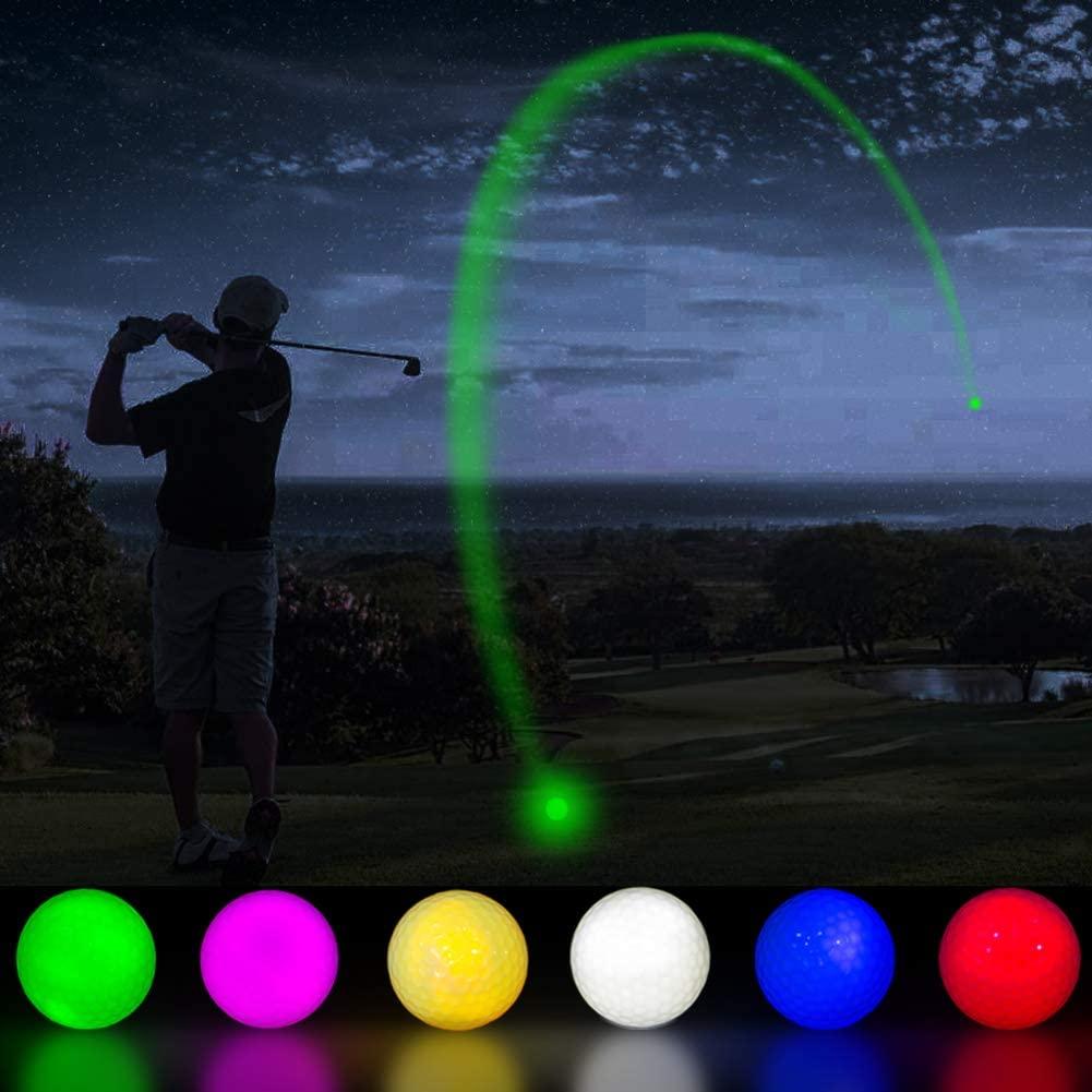 Thiodoon Glow Golf Balls 2