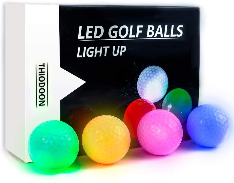 Thiodoon Glow Golf Balls 4