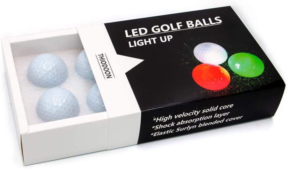 Thiodoon Glow Golf Balls 5