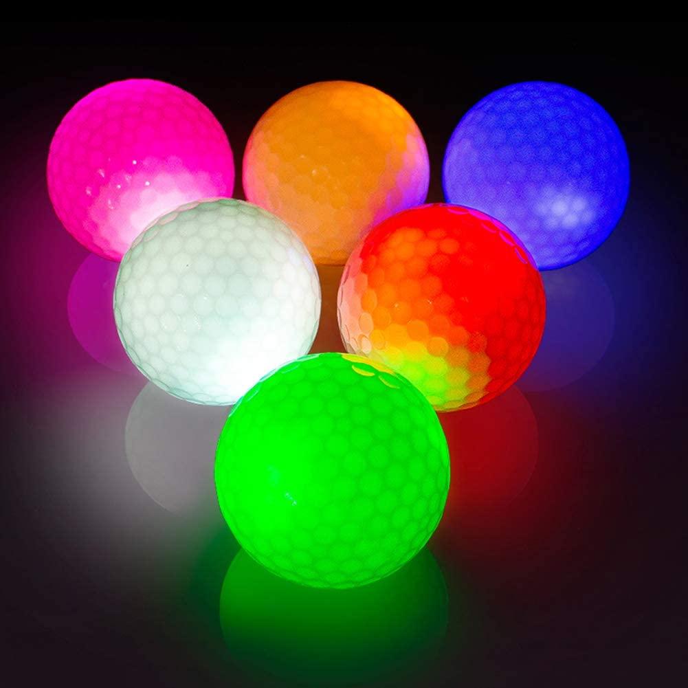 Thiodoon Glow Golf Balls review