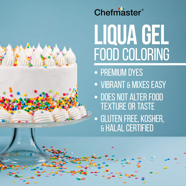 US Cake Master Food Coloring 3