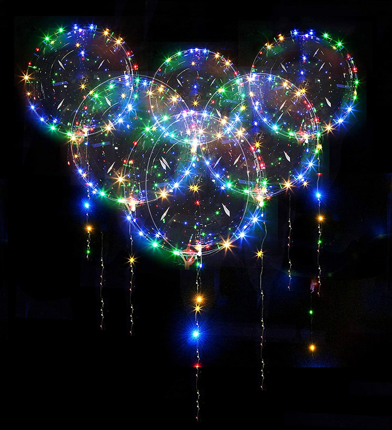 Zodight LED balloons 1