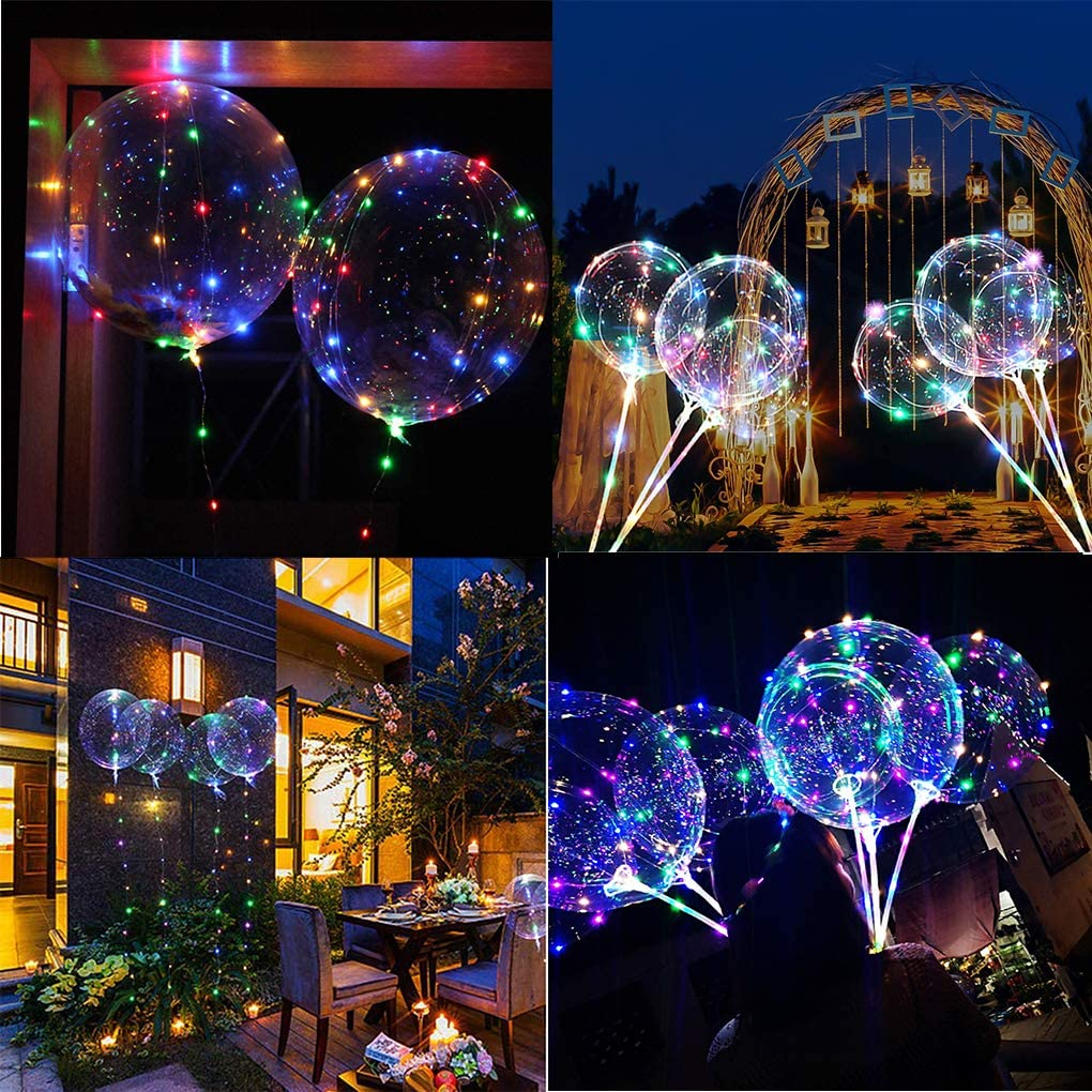 Zodight LED balloons 2