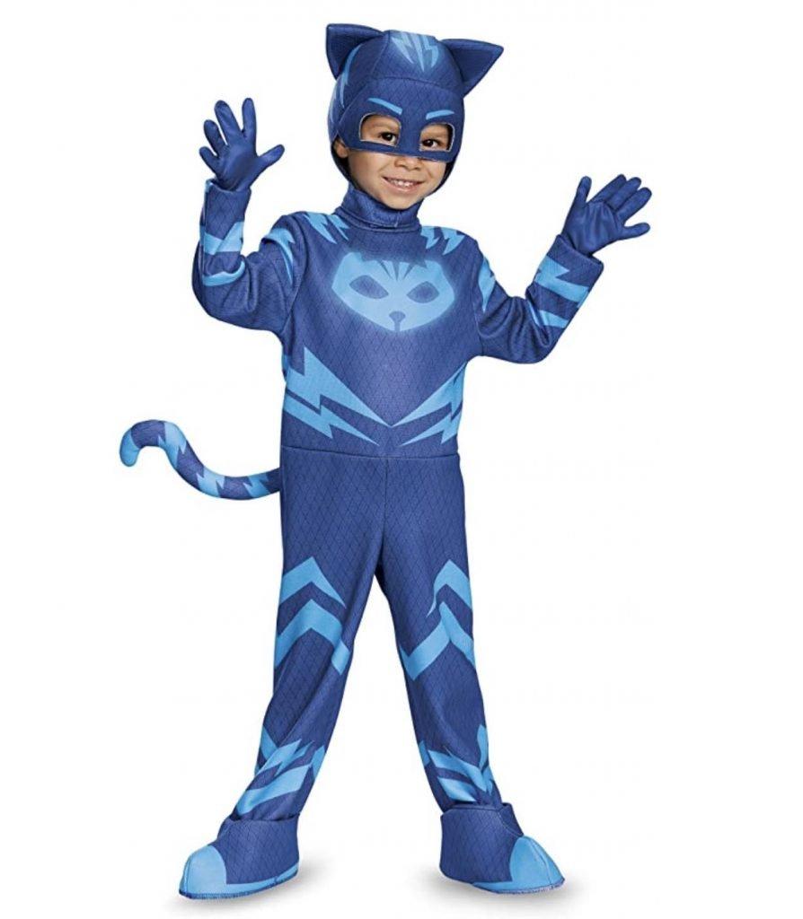 catboy glow in the dark halloween costume