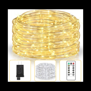 classy twinkle led rope light