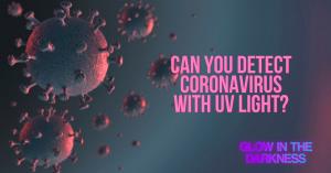corona virus uv light