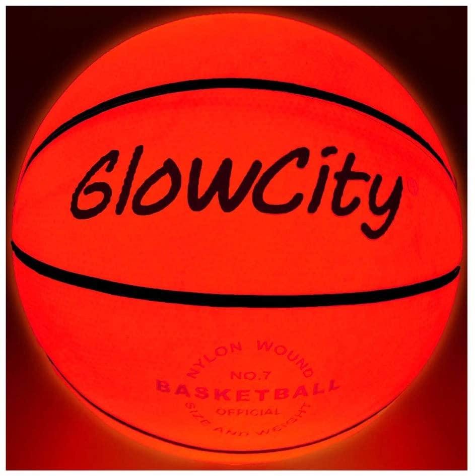 glow in the dark basketball glowcity 1