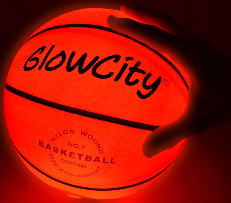 glow in the dark basketball glowcity 2