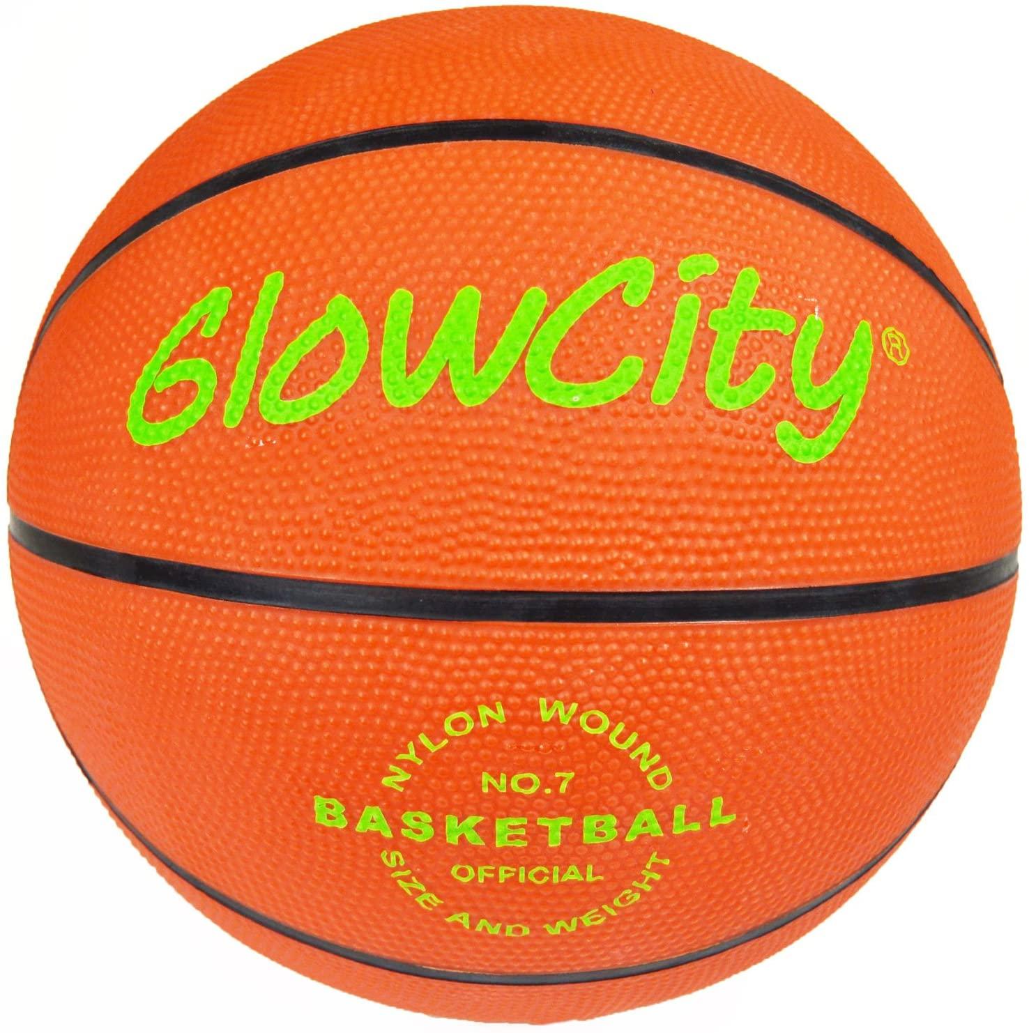 glow in the dark basketball glowcity 3