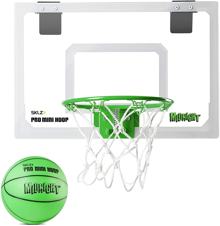 glow in the dark mini basketball hoop 1
