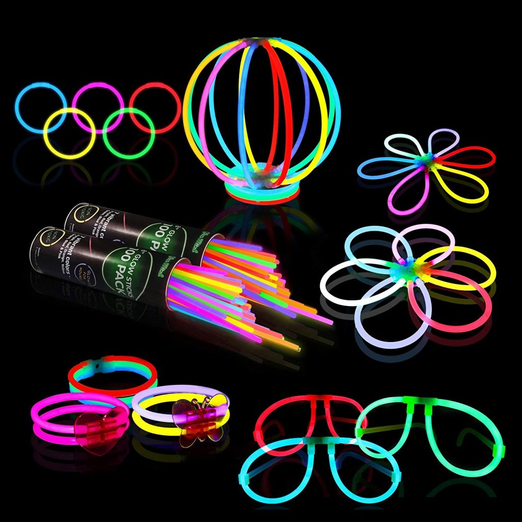 glow sticks on amazon