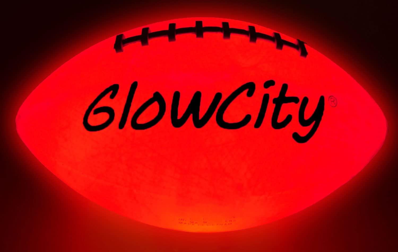 glowcity glow in the dark football 2