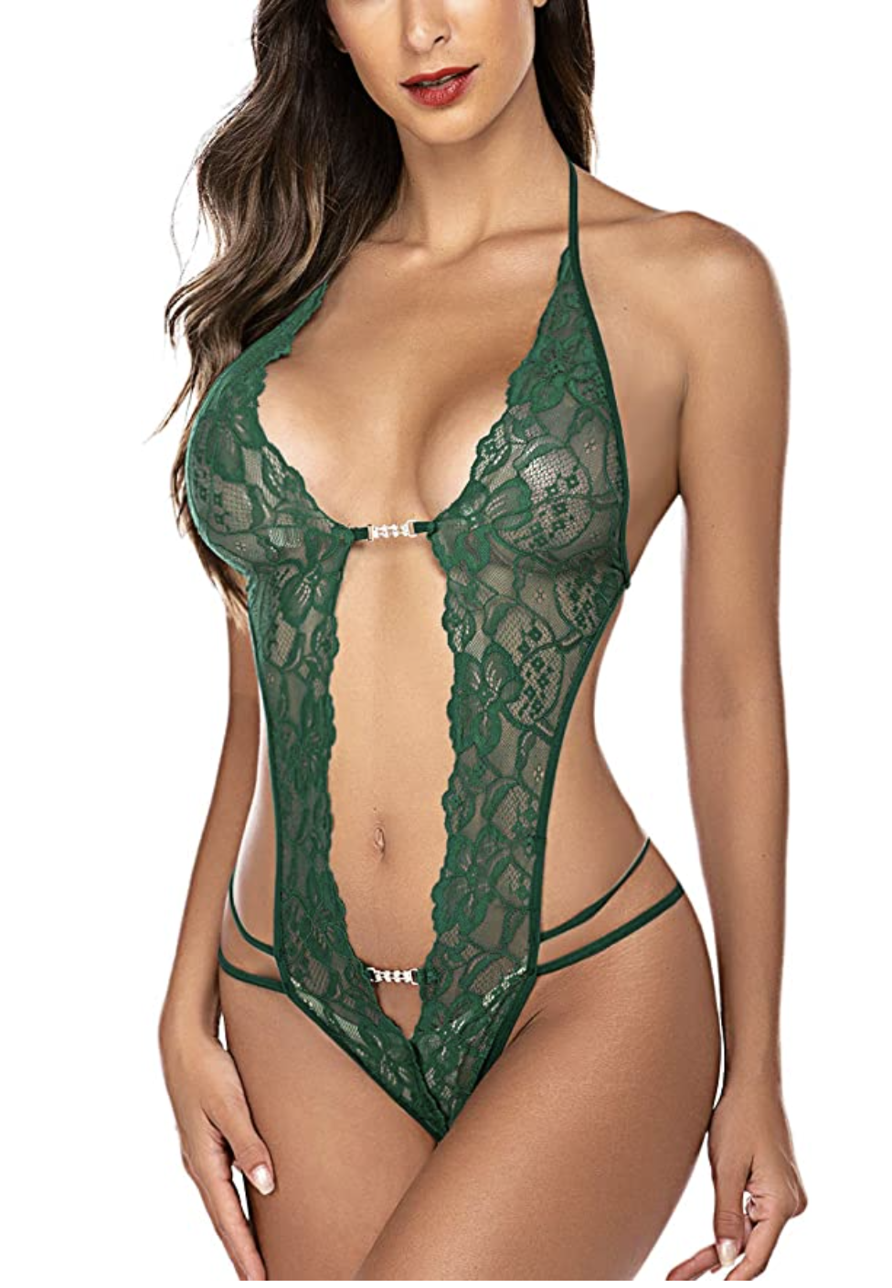 lace teddy bodysuit 2