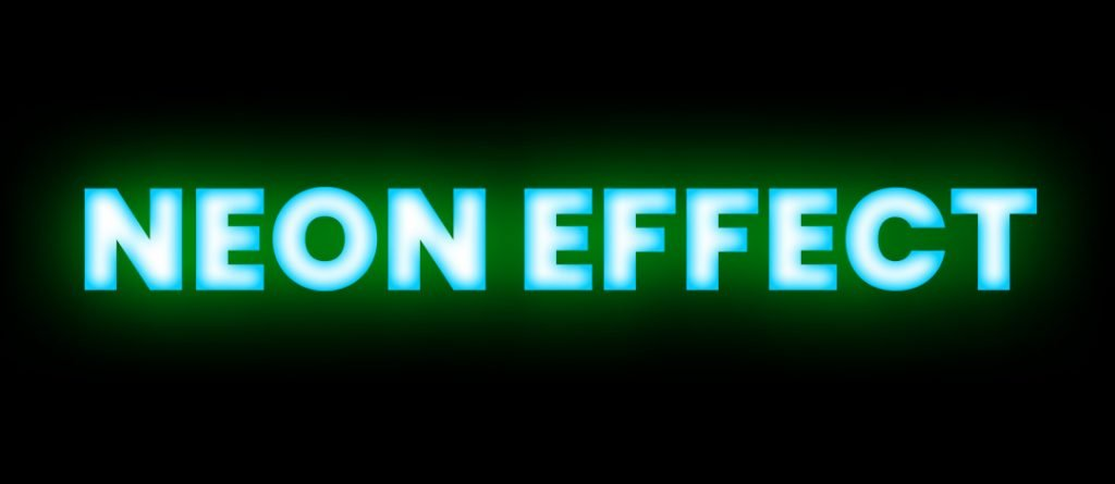 neon effect inner glow