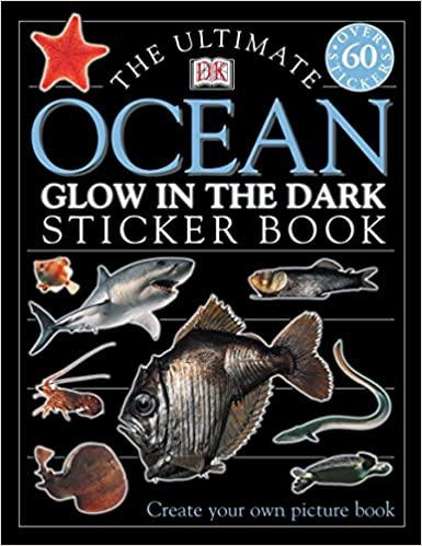 ocean sticker book 1