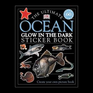 ocean sticker book