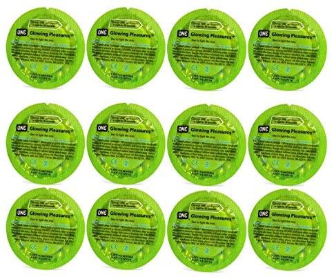 pack of glow in the dark condoms 1