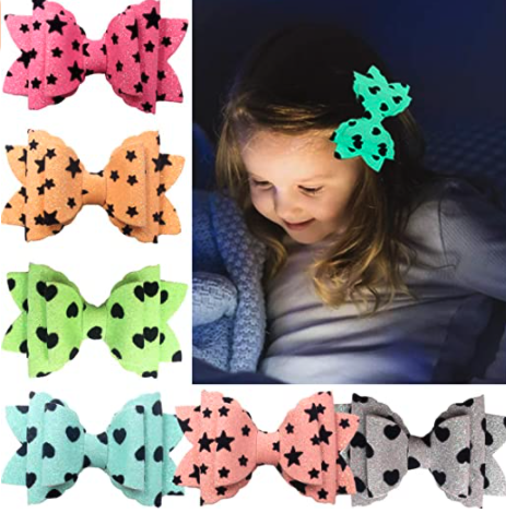 Bow clips 1