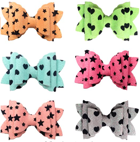 Bow clips 2