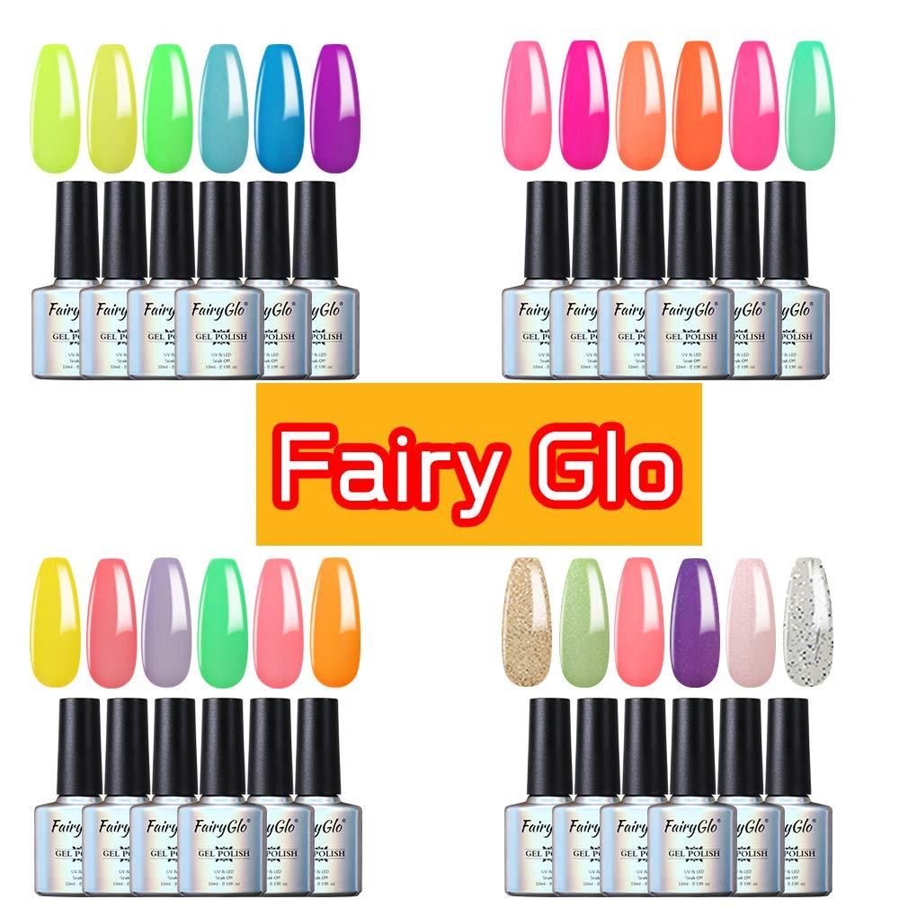 FairyGlo nail polish 1