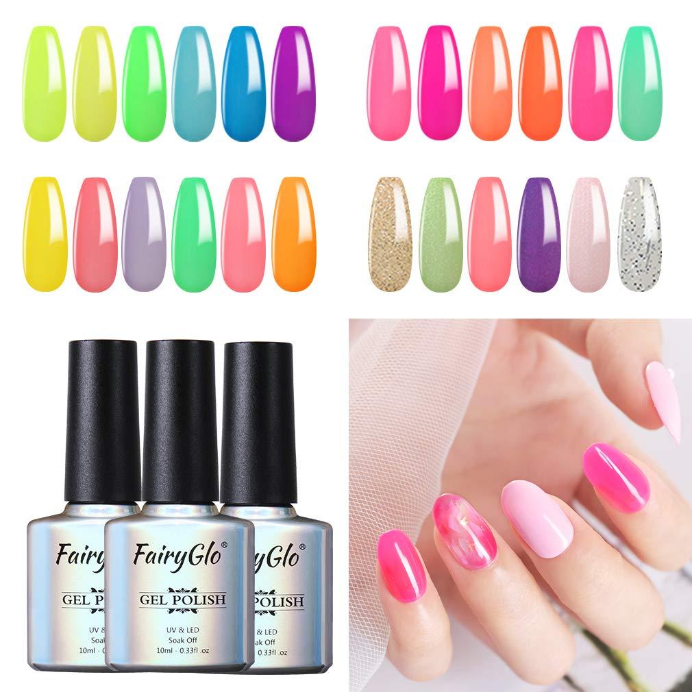 FairyGlo nail polish 4